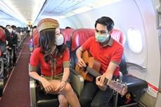 泰国越捷航空公司开通第14条航线 越捷出售99泰铢起特价机票