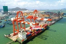 平定省归仁港力争2020年货物吞吐量达1100万吨