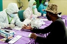新冠肺炎疫情:印尼单日新增新冠确诊病例首超8000