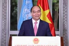 越南政府总理阮春福:越南愿同国际社会协作 为建设各国和各国人民更加美好的未来做出贡献