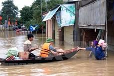 联合国人口基金向遭受洪灾影响的越南中部妇女和女童援助80万美元