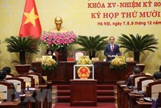 党建:阮玉俊同志担任河内市人民议会主席