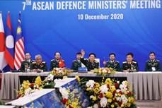 ASEAN 2020: 东盟防长扩大会视频会议通过关于战略安全愿景联合宣言