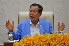 柬埔寨首相高度评价柬老缅越4国一体化的效率