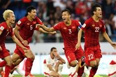 越南国足世界排名创新高