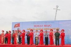 """""""黄沙长沙归属越南——历史证据和法律依据""""地图资料展在薄辽省举行"""