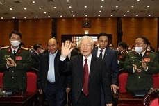 阮富仲主持召开2013-2020年阶段防腐反贪工作总结全国会议