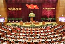 越南共产党第十二届中央委员会第十四次全体会议隆重开幕
