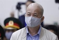 丁玉系及其同案犯案件:原国防部副部长阮文献获减刑