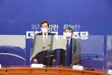 韩国执政党主席:越南是韩国南方政策的核心合作伙伴