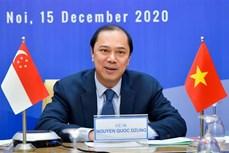 新加坡与越南拟从2021年开通绿色通道