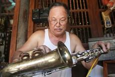 范炮村——南定省著名西洋管乐器生产基地