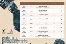 第12次在越日本电影节即将举行
