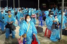新冠肺炎疫情:越南无新增病例 1252例已被治愈
