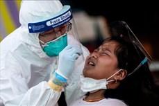 新冠肺炎疫情:泰国发现新疫区后对1万多人进行新冠病毒检测