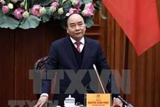 越南政府总理阮春福: 应采取强有力的措施和合适的方式推进国内新冠疫苗试验进程