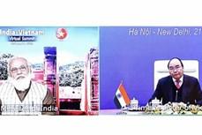 越南与印度致力于和平、繁荣和人民的联合声明