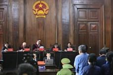 胡志明市-中良高速公路违法违规案件作出一审判决