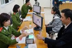 河内市就地签发公民身份证