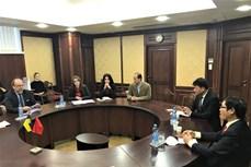 越南与乌克兰促进经贸与投资合作关系