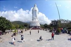 2021新年即将来临:国内游客重返岘港市旅游观光