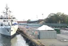 越南与印度加强海事和救灾援助合作