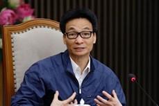 武德儋副总理:保持所取得的防疫成果 让人民群众过一个欢乐祥和的春节