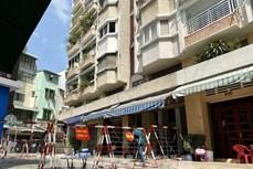 胡志明市找到同第1440例和第1451例非法入境的男子