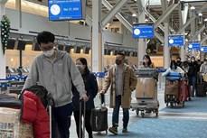 新冠肺炎疫情:将在加拿大、日本和中国台湾滞留的越南公民安全接回国