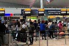新冠肺炎疫情:将在欧洲的近280名越南公民接回国