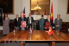 英国首相亚太事务国务大臣:UKVFTA开辟英越关系更美好未来
