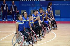 第11届东盟残疾人运动会共设11个大项