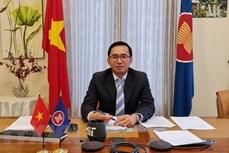 陈德平大使正式担任东盟副秘书长职务