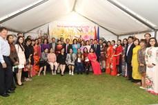 旅居南非越南人喜迎新春