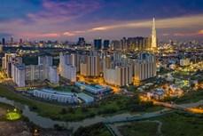 胡志明市与乐天地产(首添)有限公司加强合作建设智慧城市