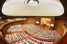 全国学习和贯彻落实越共十三大决议视频会议举行