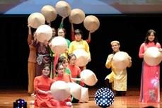 2021年越南文化周在中国台湾举行