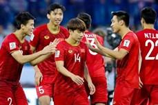 越南足球队的世界杯亚洲区预选赛的比赛时间为夜赛