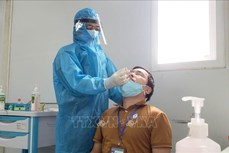 新冠肺炎疫情:22日上午越南报告新增本土确诊病例20例