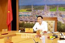 越南国家油气集团今年前5个月利润增长两倍多