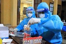 6月9日中午越南新增283例新冠肺炎确诊病例 北江省确诊病例数最多