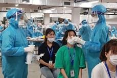 6月10日上午越南新增66例本土确诊病例 累计检测样本183万个