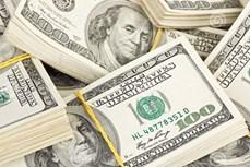 6月10日上午越盾对美元汇率中间价上调3越盾