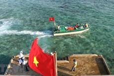 外交部例行记者会:越南坚决反对侵犯越南对长沙群岛主权的一切行为