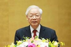 阮富仲总书记:胡志明思想、道德和作风是党和人民的无价精神财富