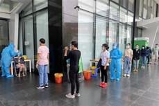 12日上午越南新增68例本土病例 有21个省市连续14天无新增确诊病例
