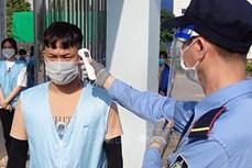 6月14日中午越南新增100例本土新冠肺炎确诊病例