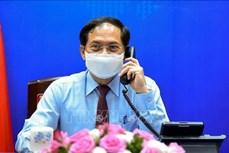 越南与加拿大不断拓展合作领域 携手应对新冠肺炎疫情