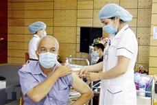 新冠肺炎疫情:越南即将开展史上最具规模的新冠疫苗接种计划