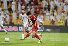 2022年卡塔尔世界杯亚洲区预选赛:越南队2比3输给阿联酋队 依然挺进世预赛亚洲区12强赛